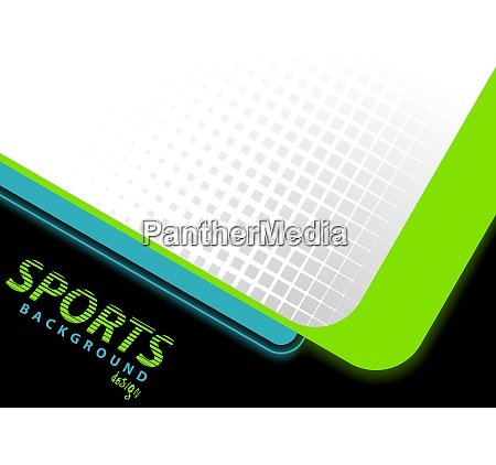 abstract background in sport style