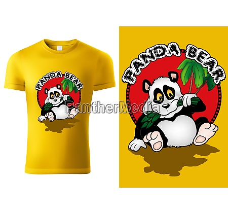 yellow child t shirt design with