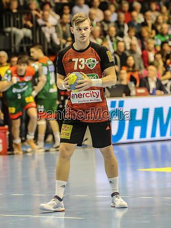 deutscher handballer timo kastening tsv hannover