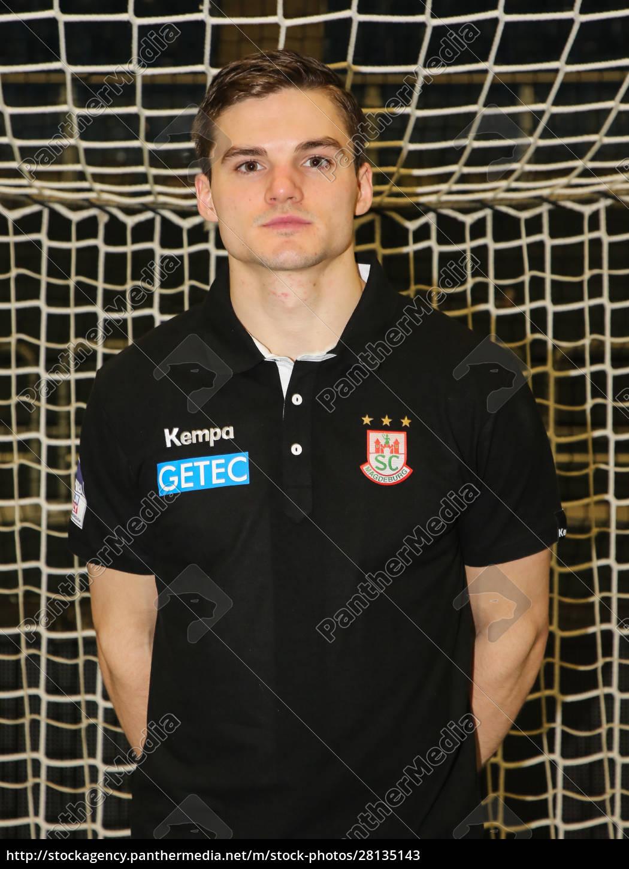 niederländischer, handballer, kay, kirsten, evert, smits - 28135143