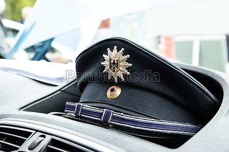 deutsche polizeiamt hut