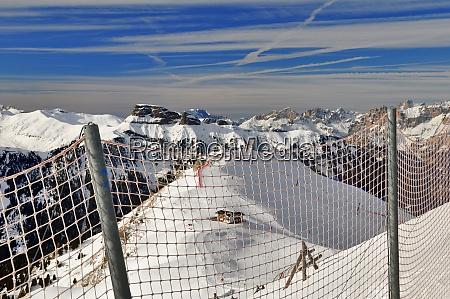 skifahren, in, südtirol - 28140816