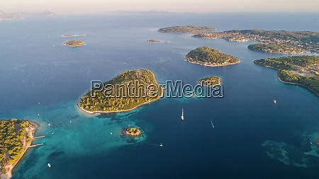 aerial, view, of, island, archipelago, near - 28147443