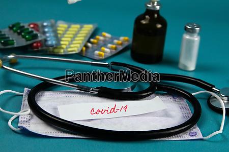 covid 2019 corona virus bricht aus