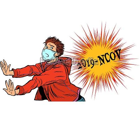 panik neuartiges wuhan coronavirus 2019 ncov
