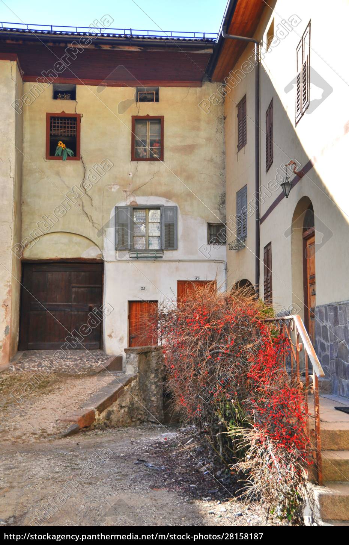 predazzo, in, italien - 28158187