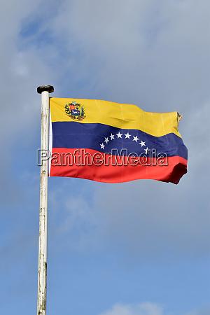 nationalflagge von venezuela