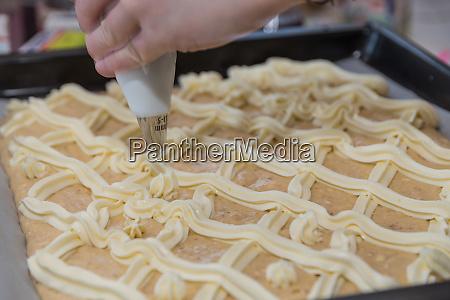 garnish kuchen rohrbeutel