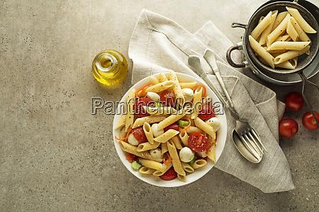 pasta mahlzeit