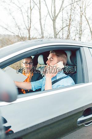 fahrlehrer ist verrueckt nach schueler mit