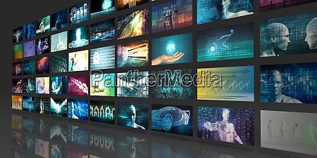 digital multimedia entertainment und internet business