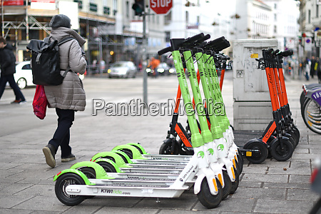 e scooter zum ausleihen in wien