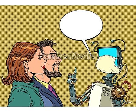der roboterlehrer fernunterricht waehrend der epidemie