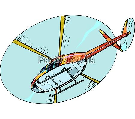 hubschrauber lufttransport