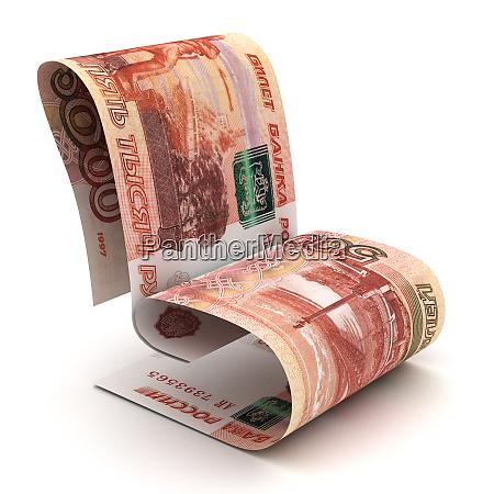 verwaltung des russischen rubel