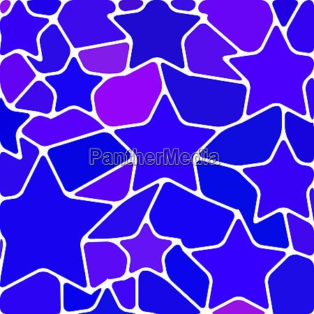 abstrakter, mosaikhintergrund, aus, buntglas - 28302650