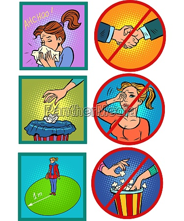 virusepidemie hygiene und gesundheitsunterricht