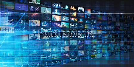 video kacheln broadcasting