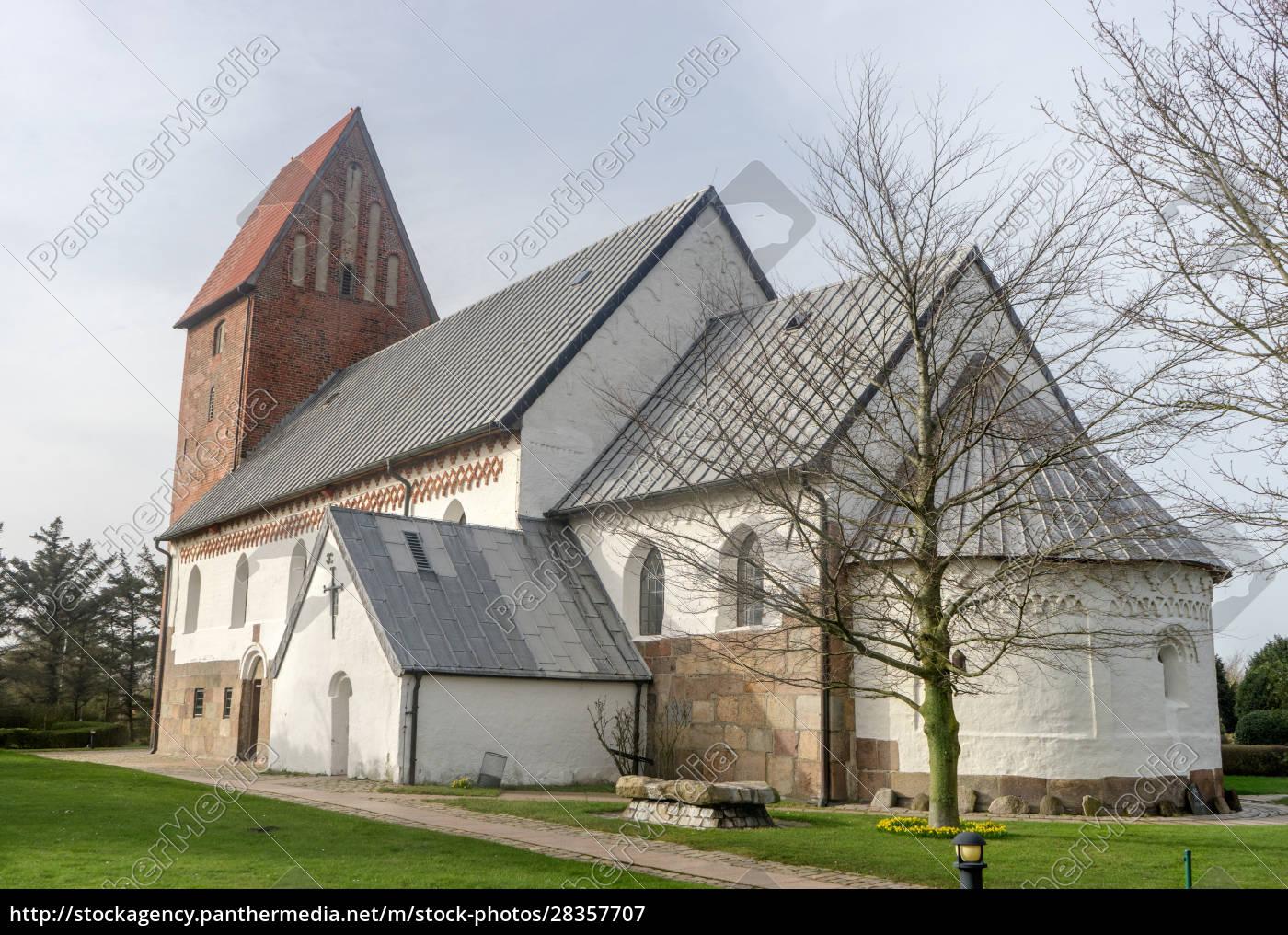 st., severin, church, in, keitum, - 28357707