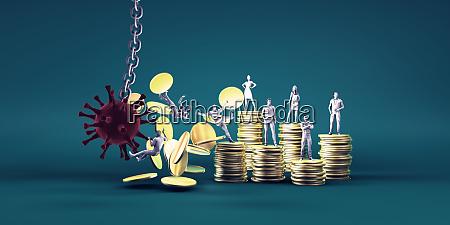 wirtschaftliche auswirkungen des coronavirus
