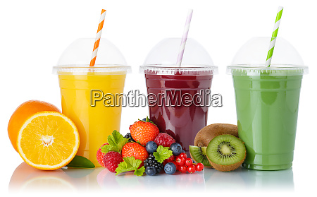 obst smoothies fruechte orangensaft gruen smoothie