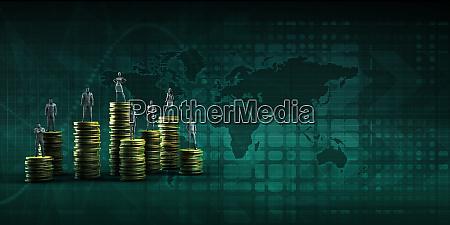 business finance bericht