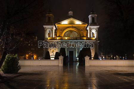 roemisch katholische kirche in warschau