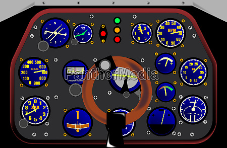 control, panel - 28390791