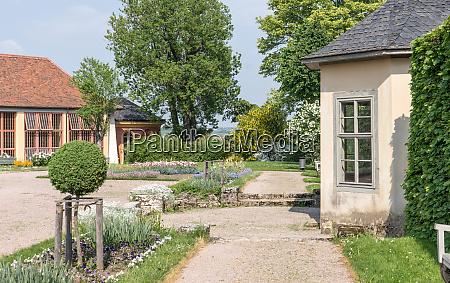 schloss, belvedere, in, weimar - 28394694