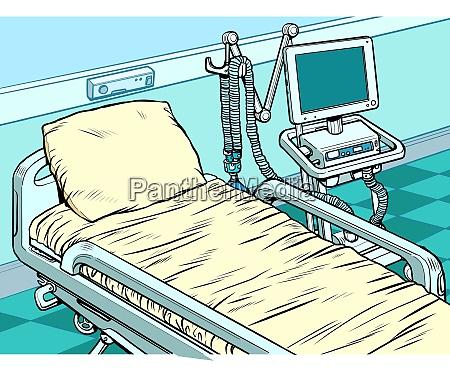 medizinische beatmungsmaschine