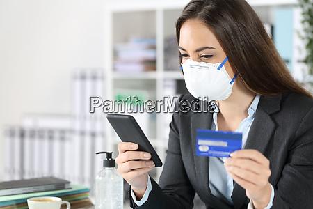 executive bezahlen mit karte am telefon