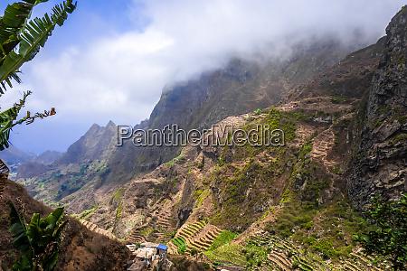 paul valley landschaft auf santo antao