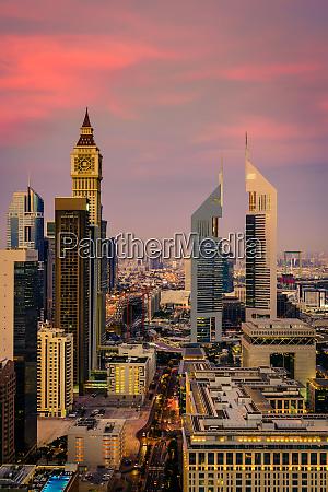 dubai financial district