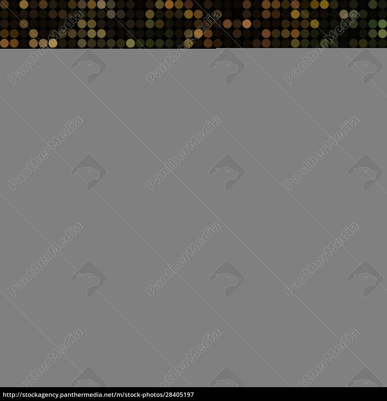 abstrakte, farbige, runde, punkte, hintergrund - 28405197