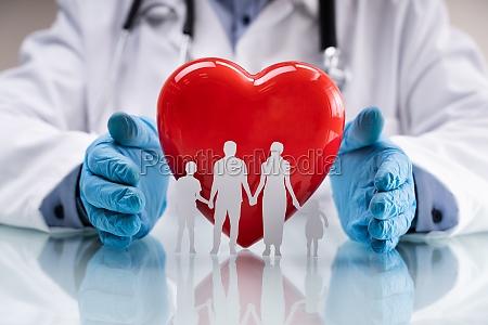familienkardiologie und medizinische gesundheitsversorgung