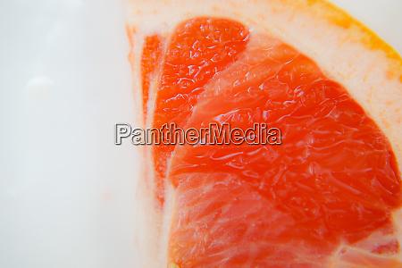 rosa grapefruit fleisch und haut