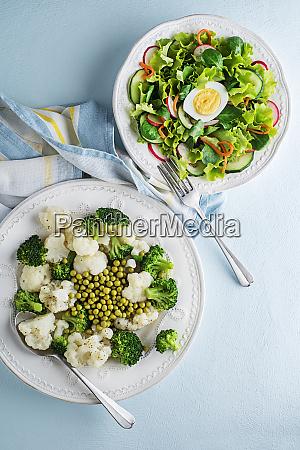 salat gemuesegerichte