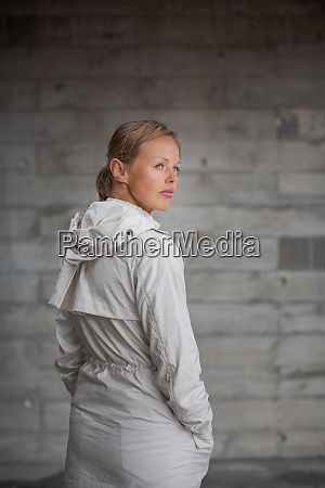 depressedanxious young woman suffering from solitude