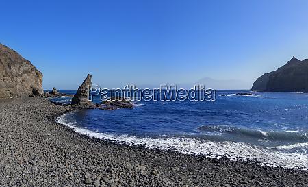 strand playa de la caleta bei