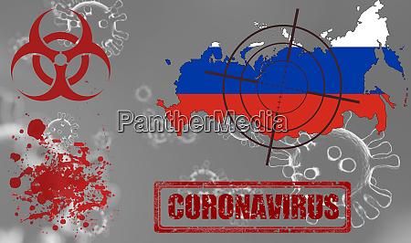 coronavirus russland virus russland