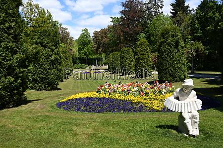 zirndorf park stadtpark zimmermannspark stadt wiese