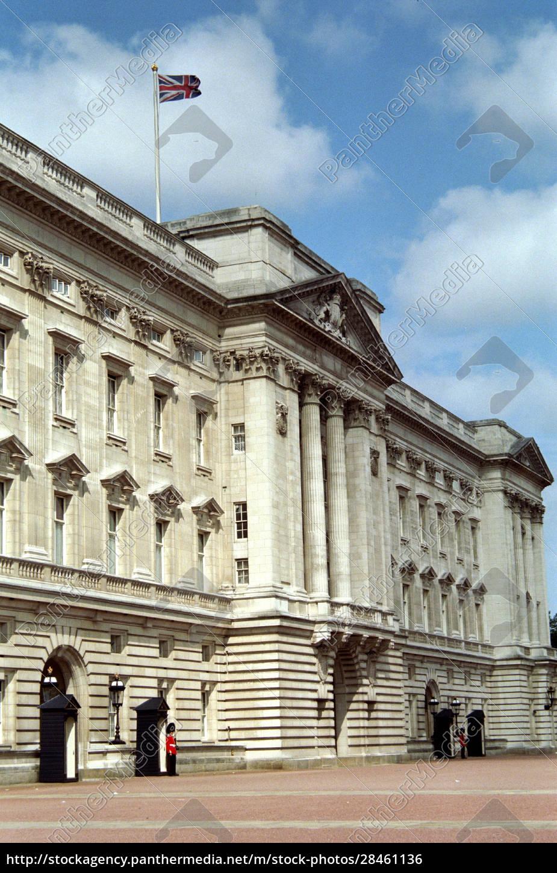 buckingham, palace, in, london, - 28461136