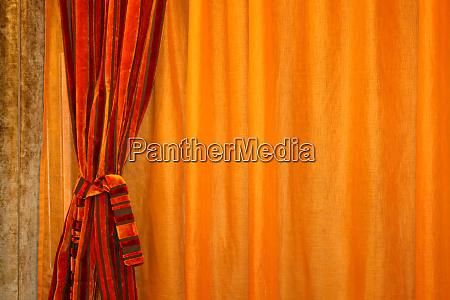 vorhang horizontal