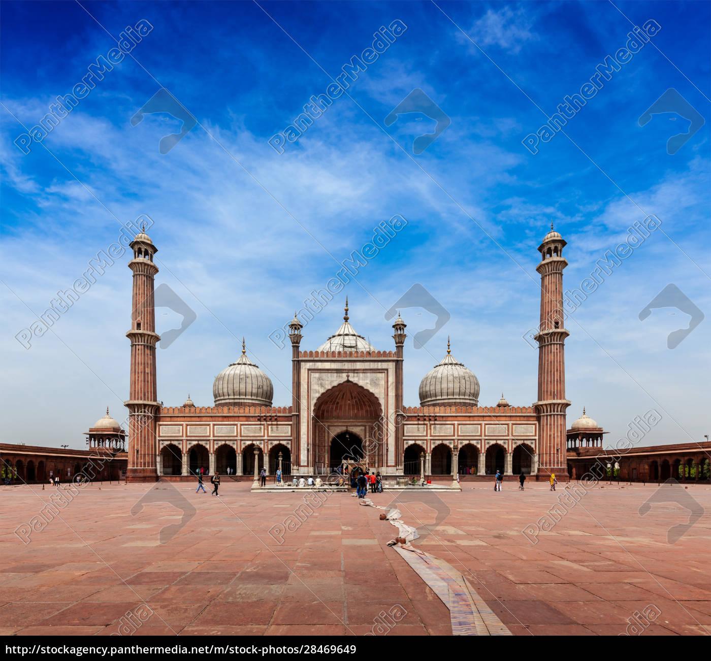 jama, masjid, -, größte, muslimische, moschee - 28469649