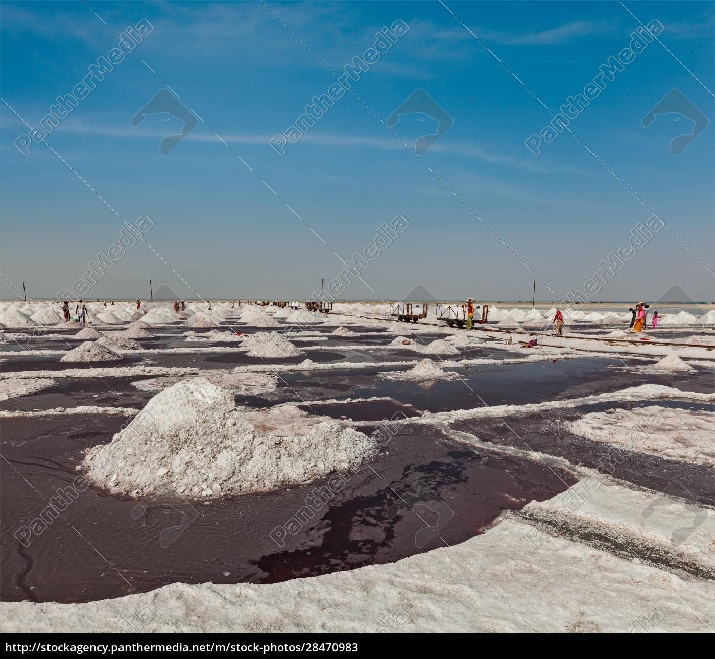 salt, mine, at, sambhar, lake, , sambhar, - 28470983