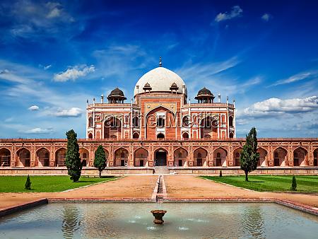 humayun's, tomb., delhi, , india - 28471592
