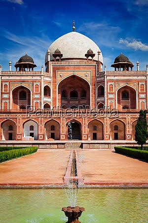 humayun's, tomb., delhi, , india - 28471621
