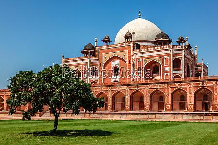 humayuns, grab., delhi, indien - 28471562