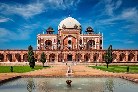 humayuns, grab., delhi, indien - 28471578