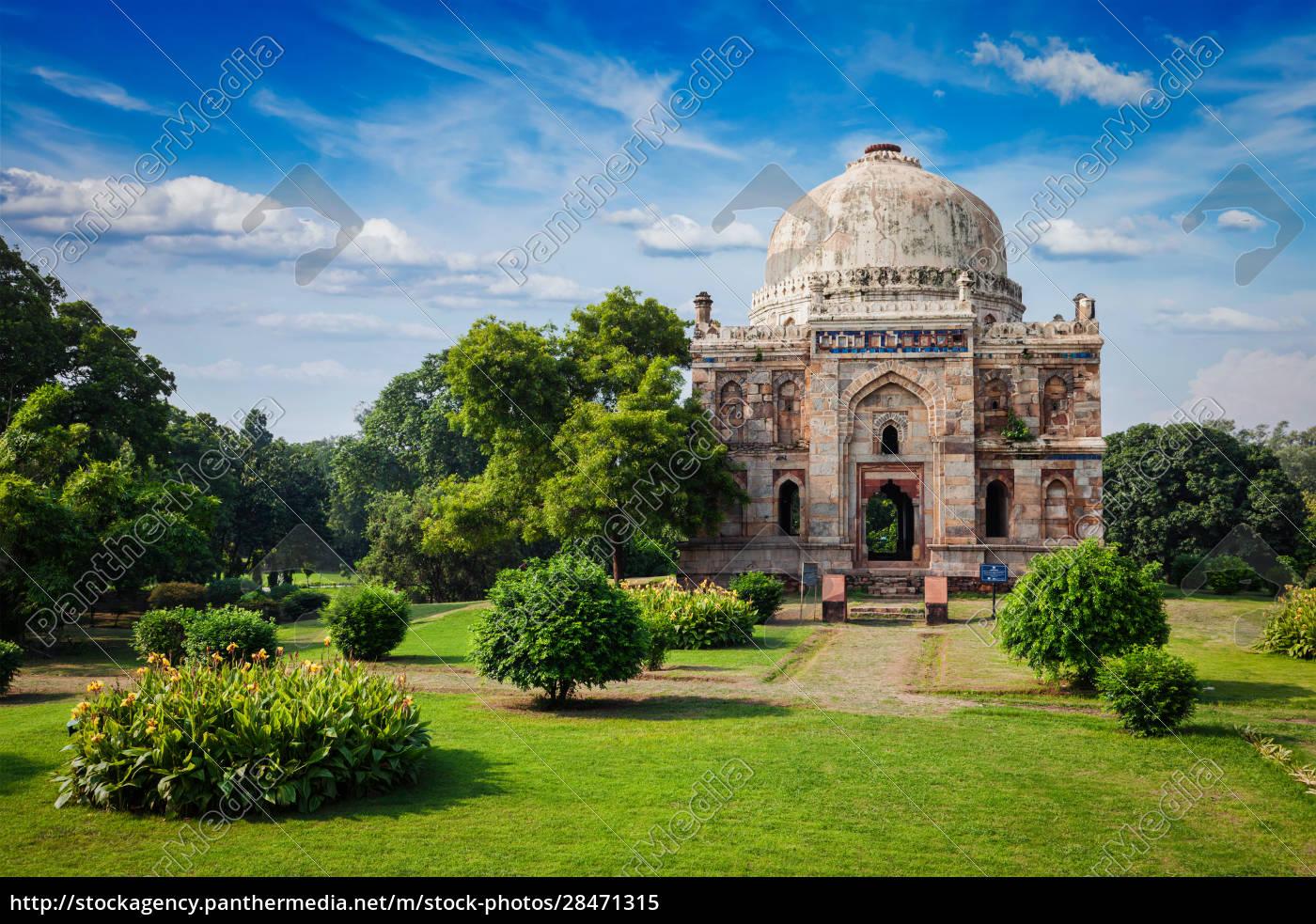 lodi, gardens, , delhi, , india - 28471315